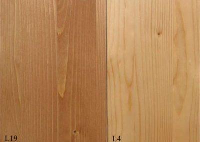 L19 - L4 lakirano smreka